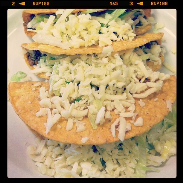 Tacos from El Monte Mexican Restaurant