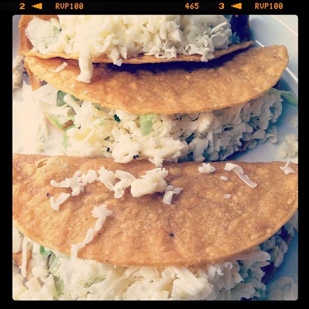 Tacos from Guadalajara Mexican Grill